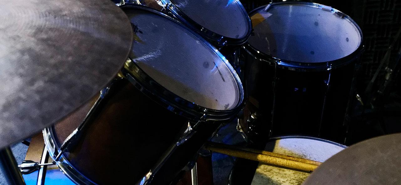 ヤマハドラムセット
