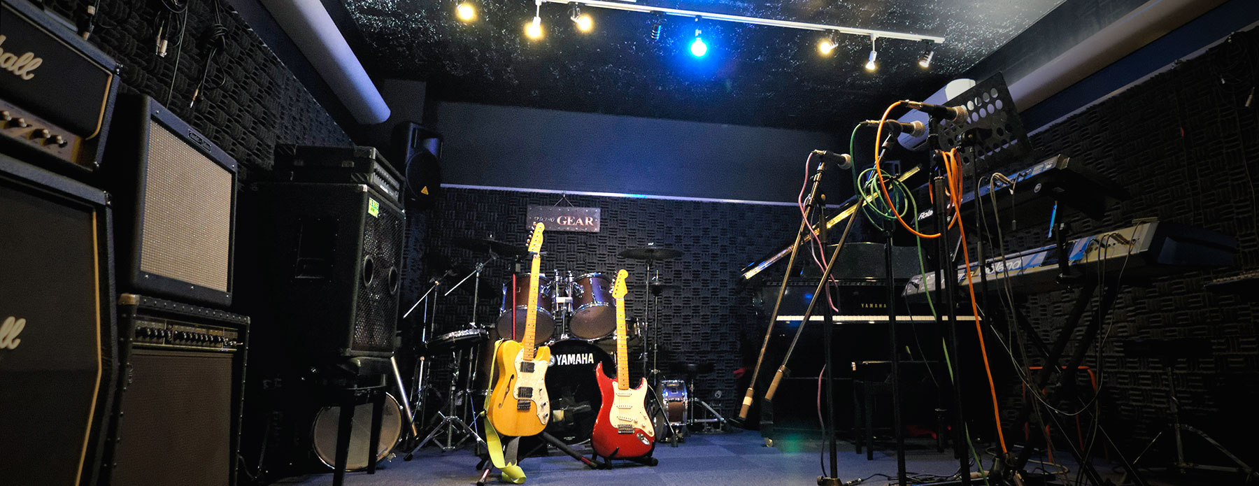 スタジオのイメージ